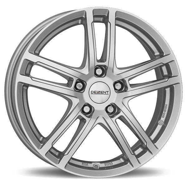 Jantes Dezent - 17 Pouces - 5 Trous - Pour Volkswagen Golf Sportsvan 5 Portes