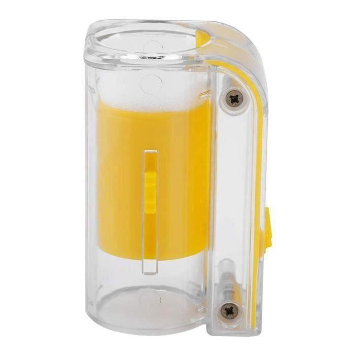 3 pièces-ensemble main reine abeille receveur marqueur bouteille plongeur jardin apiculteur outil apiculture équipement