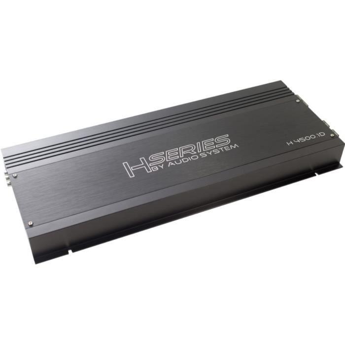Audio System H-4500.1D AMPLIFIER MONO