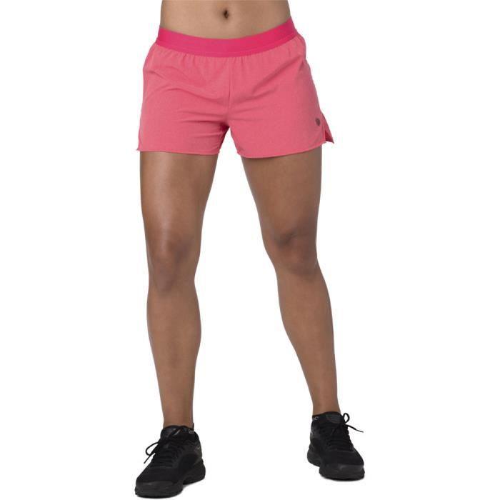 Asics Femmes 3.5In Tissé Short De Sport Gym