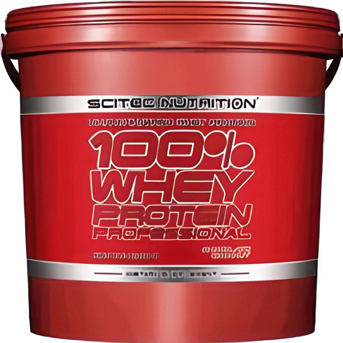100% Whey Professional (5 kg) Scitec Nutrition …