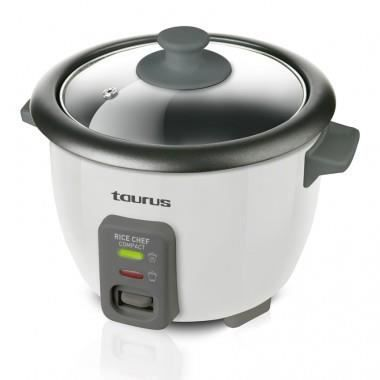 TAURUS Cuiseur à riz Rice Chef Compact - 300 W - 0,6 l
