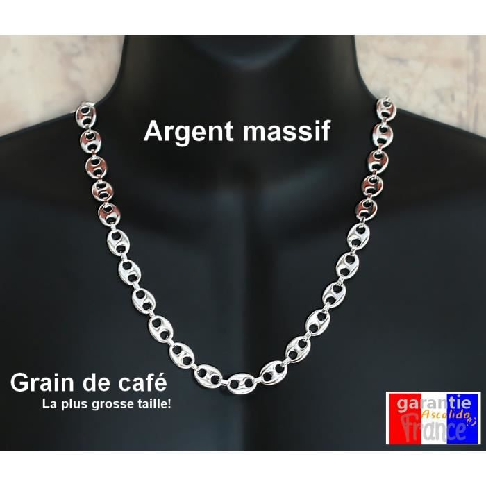 grosse chaine collier homme