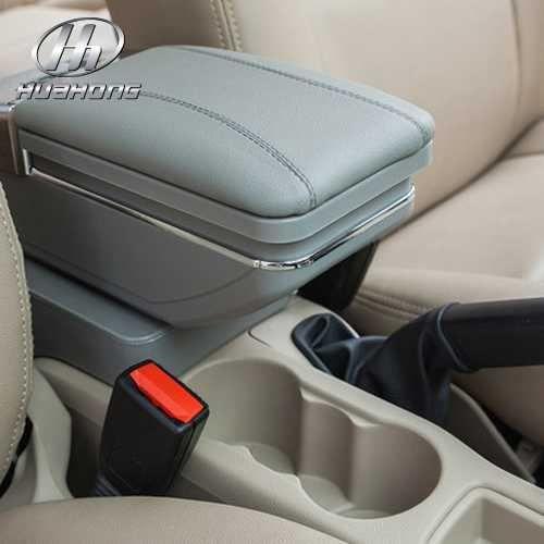 OBCWSG pour Ford Focus 2 Mk2 2005-2011 bo/îte de Rangement de la Console Centrale rotative de laccoudoir de la Voiture avec cendrier