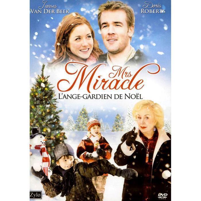Film De Noel Dvd DVD Mrs MIRACLE   L'ANGE GARDIEN DE NOEL en dvd film pas cher