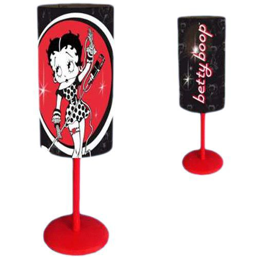 lampe betty boop micro achat vente lampe cdiscount. Black Bedroom Furniture Sets. Home Design Ideas