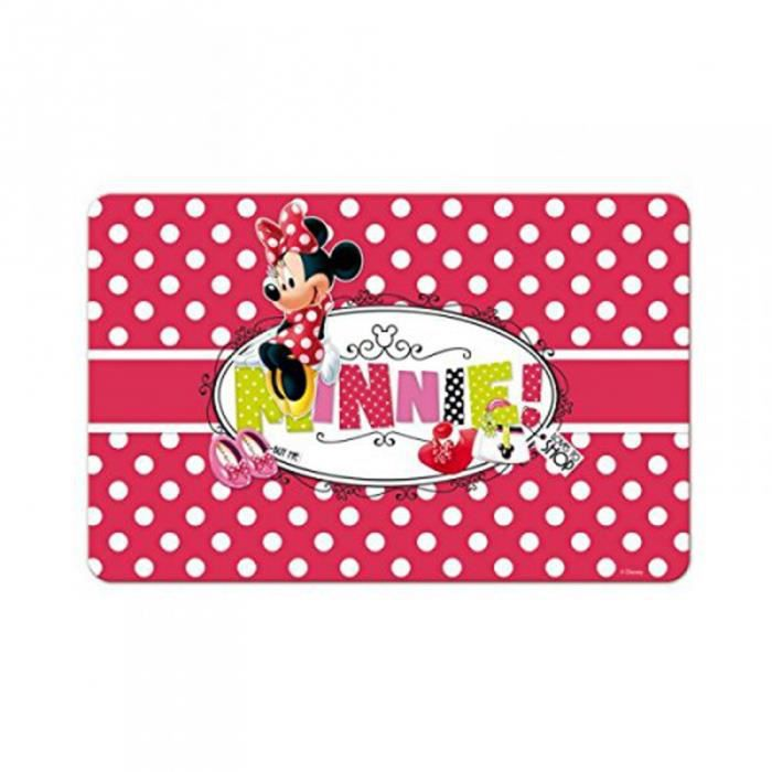 Set table 3d minnie rouge achat vente tablier de - Cuisine de minnie ...