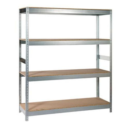 Etagere raxa power 4 tablettes avasco achat vente - Etagere cremaillere leroy merlin ...