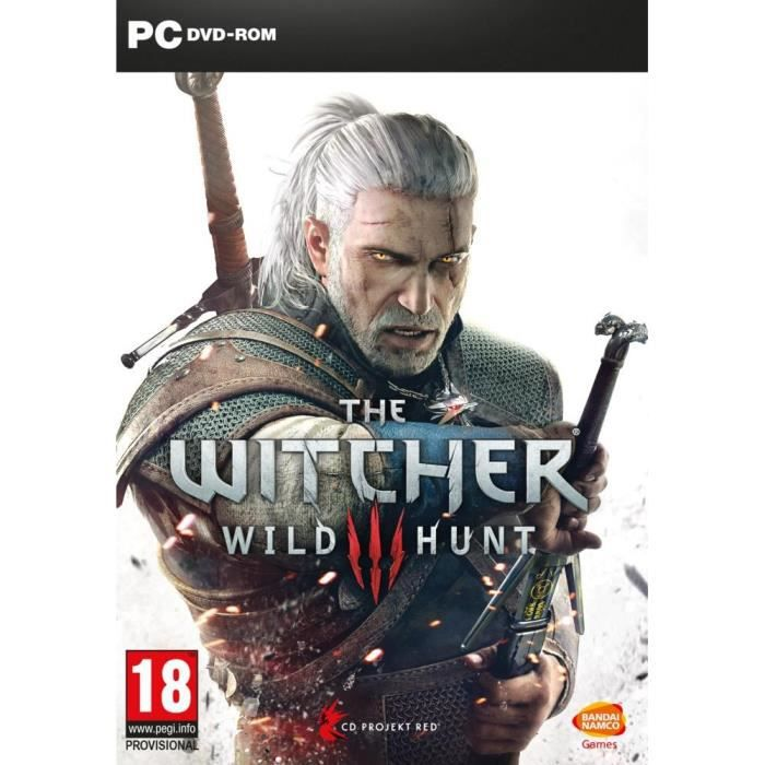 JEU PC The Witcher 3 Wild Hunt Jeu PC