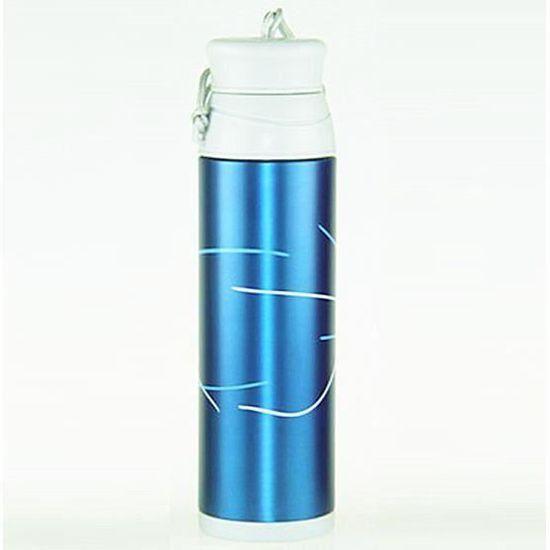 Portable en acier inoxydable thermos vide Ballons Tasses ISOTHERME Eau Boisson Bouteille