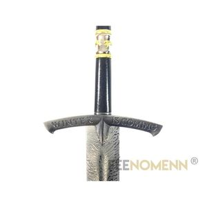 Epee acier achat vente epee acier pas cher cdiscount - Objet game of thrones ...