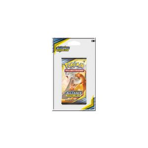 CARTE A COLLECTIONNER Cartes à collectionner - Booster Pokémon Blister S