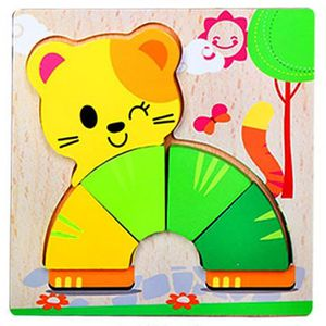 PUZZLE Les enfants Jigsaw main saisissant puzzle Board bo