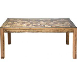 TABLE À MANGER SEULE Table Memory 160x80 Kare Design
