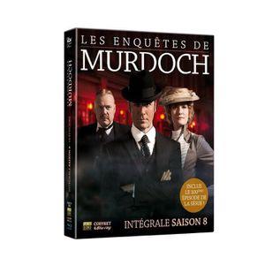 BLU-RAY SÉRIE Les Enquêtes de Murdoch - Saison 8 [Blu-ray]