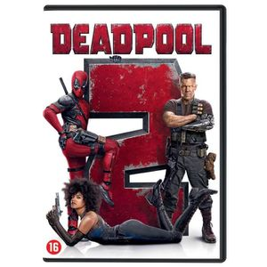 DVD FILM Deadpool 2 (DVD)