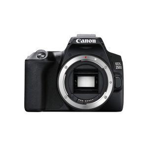 APPAREIL PHOTO RÉFLEX Canon EOS 250D Reflex numérique Boîtier Nu - Noir
