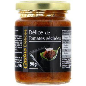 TOMATE CASINO DELICES Caviar de tomates séchées - 90g