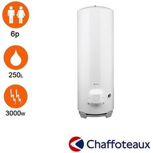 CHAUFFE-EAU Chauffe-eau blindé - 250l - stable Ø 570 - chaffot