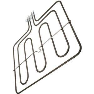 CUISINIÈRE - PIANO Resistance  voute 1400 + 1200W - Four, cuisinière