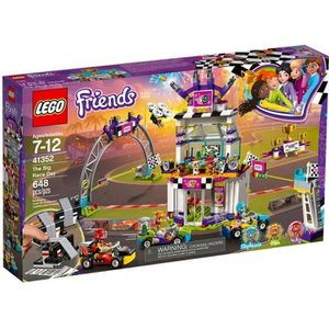 ASSEMBLAGE CONSTRUCTION LEGO® Friends 41352 La Grande Course