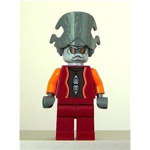 ASSEMBLAGE CONSTRUCTION LEGO Star Wars: Nute Gunray Mini-Figurine