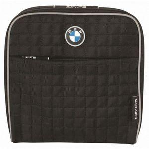 POUSSETTE  Panier pour Poussette Noir BMW