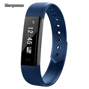 MONTRE CONNECTÉE Montre connectée Smartwatch sport Marqueune, Cardi