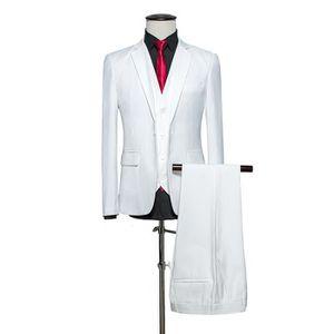 COSTUME - TAILLEUR Homme Costume de Mariage un Bouton Soirée Party Vê