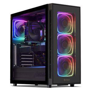 UNITÉ CENTRALE  PC Gamer, AMD Ryzen 5, RTX 2070, 250Go SSD NVMe M.