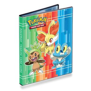 CARTE A COLLECTIONNER Pokémon album portfolio A5 Generic XY Line Ultra P