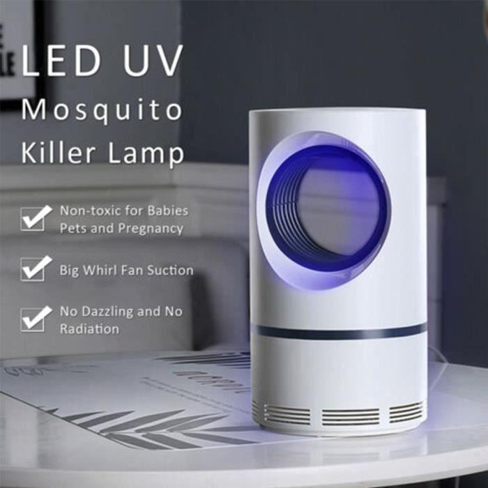Bug électrique Zapper LED bug Zapper USB piège à mouches volant insecte tueur moustique