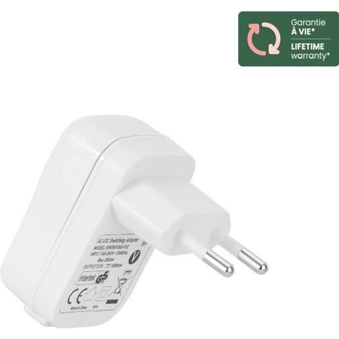 Babymoov Chargeur Secteur USB Port Universel Mural Adaptateur 5V