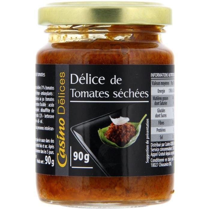 CASINO DELICES Caviar de tomates séchées - 90g