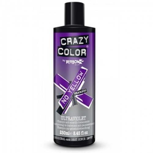 CRAZY COLOR Shampoo Ultra VIOLET 250ml