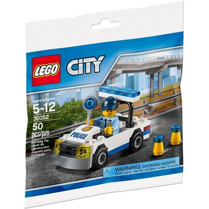 LEGO City 30352 - Polybag Voiture de Police