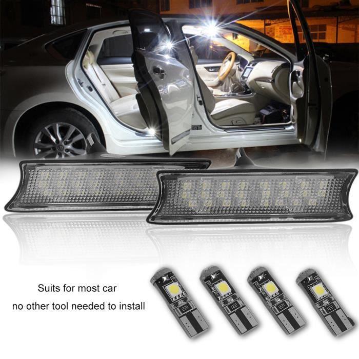 LED Lampe de voiture intérieur de 12V-14.5V pour la série BMW 3