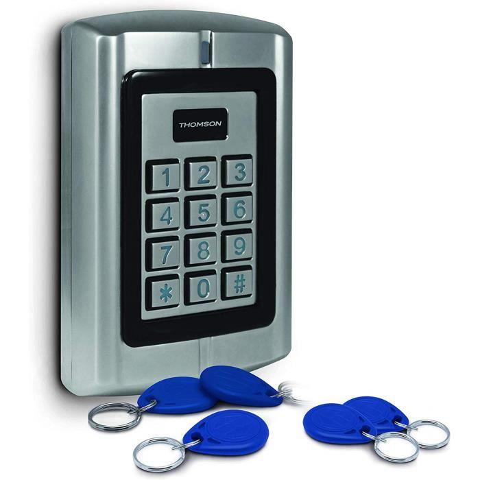 Clavier à Code Filaire 12-24V IP65 + RFID 3200