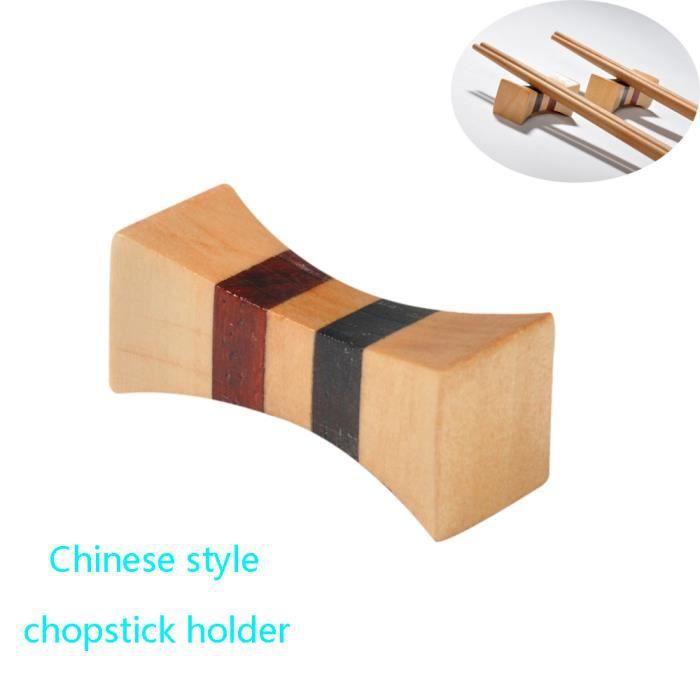 PORTE-VERRE Simple Chopsticks modernes rack arts de la table C