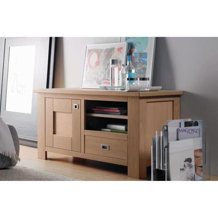 meuble tele plasma melodie 2 achat vente meuble tv meuble tele plasma melodie 2 cdiscount. Black Bedroom Furniture Sets. Home Design Ideas