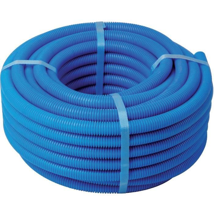 /Ø 12 Bleu 25 M/ètres TUBE PER GAINE