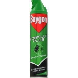 baygon spray contre cafards et fourmis achat vente produit insecticide baygon spray contre. Black Bedroom Furniture Sets. Home Design Ideas