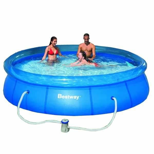 Piscine autostable best way de 3 m 05 x achat for Piscine autostable