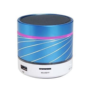 enceinte mini bluetooth speaker bleu mini jack achat. Black Bedroom Furniture Sets. Home Design Ideas