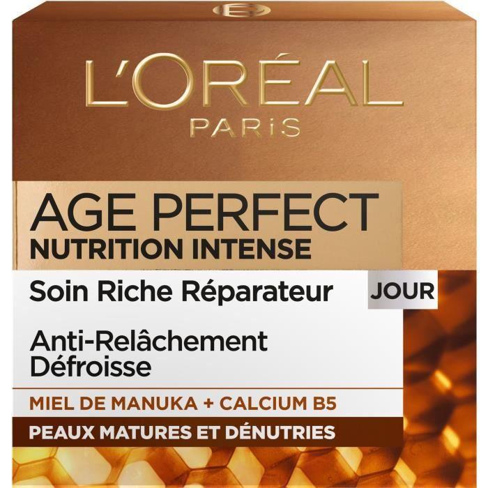 SOIN SPÉCIFIQUE L'OREAL Age Perfect Nutrition Intense Jour 50ml