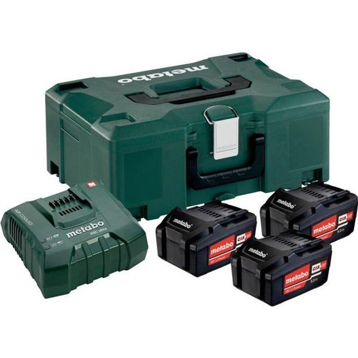 Original Metabo Batterie 18 V 4 0 Ah 18 V Air Cooled Tout Neuf