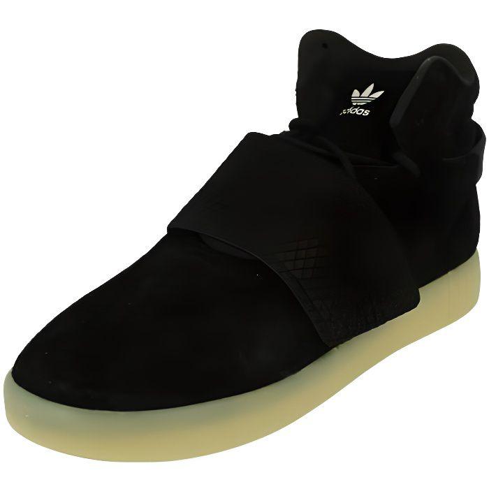 adidas tubular invader strap noir