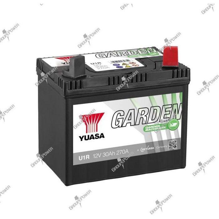 EN Numax batterie de d/émarrage Motoculture 894CXT U1R9 12V 25AH 280 AMPS