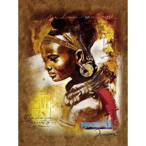 PUZZLE Ravensburger -15352 - Puzzle 1000 pcs Jeune Africa