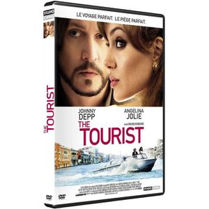 DVD FILM DVD The tourist
